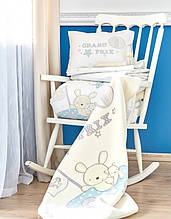 Детский плед в кроватку Karaca Home Champion 100*120