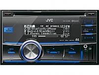 2-DIN CD/MP3-ресивер JVC KW-SD70BTEYD