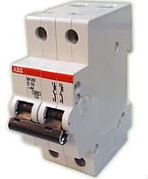 Автоматический выключатель АВВ SH202-10 A