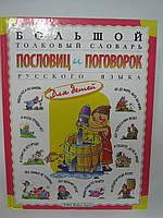 Розе Т.В. Большой толковый словарь пословиц и поговорок русского языка для детей (б/у).