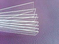 ПВХ листовой прозрачный 0.8 мм (1220*2440)
