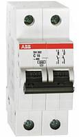 Автоматический выключатель АВВ SH 202 -16 A