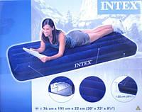 Матраc надувной односпальный Intex 68950 (76х193х22см)