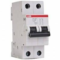 Автоматический выключатель АВВ SH202-B20 A  двухпоюсный