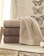 Soft cotton лицевое полотенце LEAF   50х100 VIZION