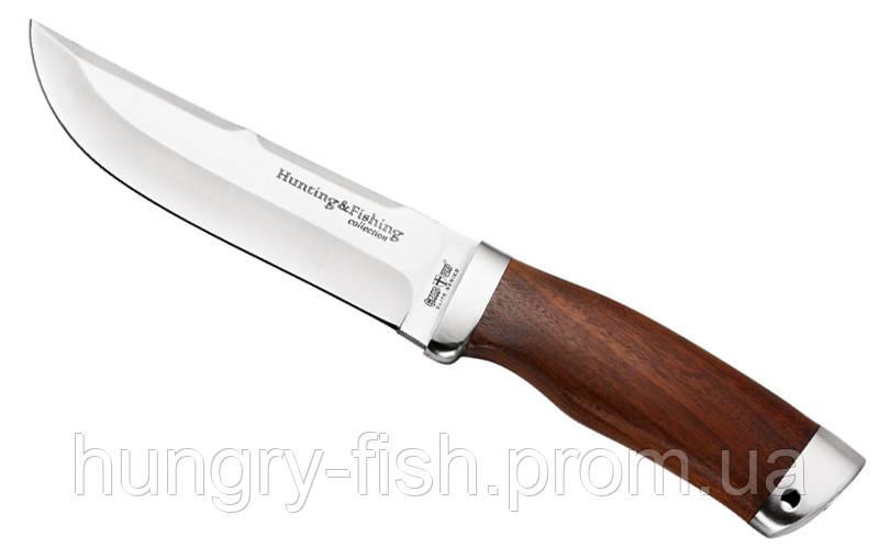 Охотничий нож Егерь (ручка красное дерево)