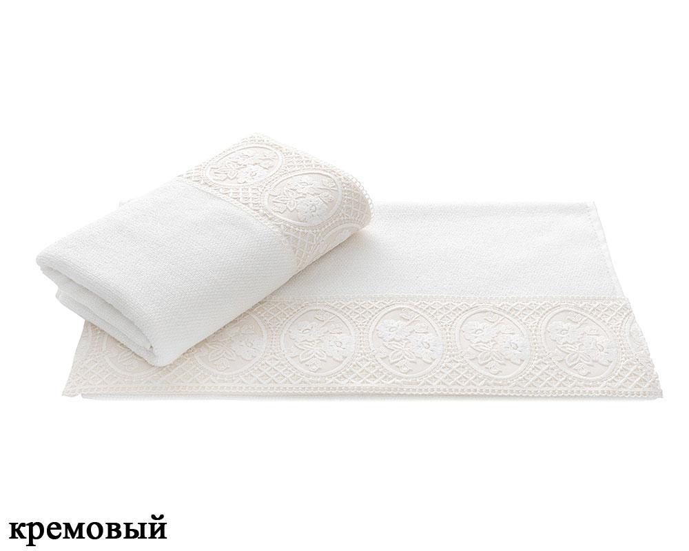 Soft cotton лицевое полотенце ELIZA 50*100 30208 EKRU