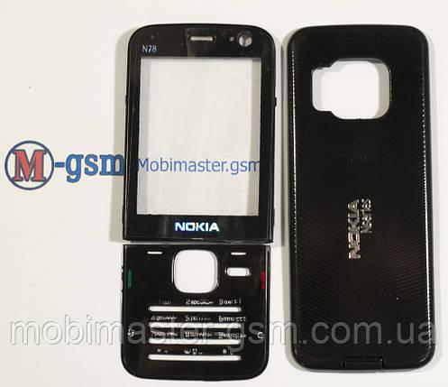 Корпус для мобильного телефона Nokia N78, фото 2