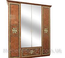 Шкаф 4Д Жасмин  (Світ меблів) 1880х625х2225мм