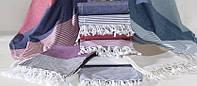 Tivolyo Home  полотенце DENİZ  голубой