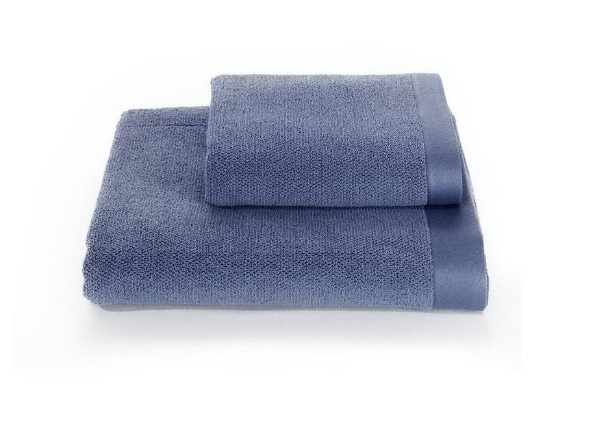 Soft cotton лицевое полотенце LORD  50х100 MAVI. голубой