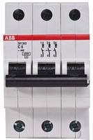 Автоматический выключатель АВВ SH 203-6 A