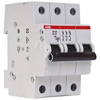 Автоматический выключатель АВВ SH 203-10 A