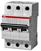 Автоматический выключатель АВВ SH 203-16 A