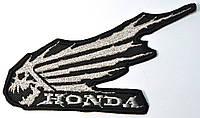 Нашивка патч HONDA