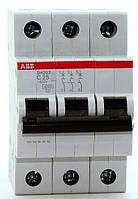 Автоматический выключатель АВВ SH 203-25 A