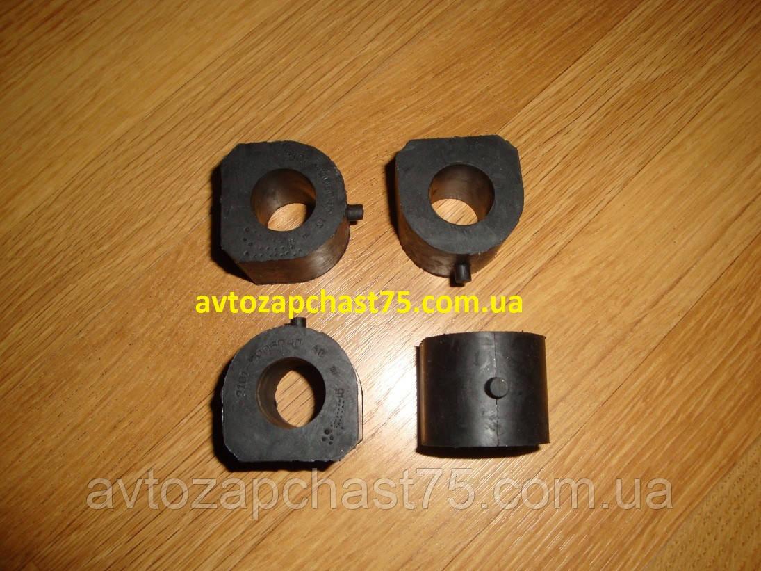 Подушка штанги стабілізатора Ваз 2101-Ваз 2107(комплект 4 шт) виробник ДРТ, Росія
