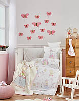 Детский плед в кроватку Karaca Home Princes 100*120