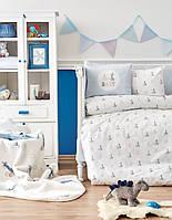Детский плед в кроватку Karaca Home Tospa 100*120