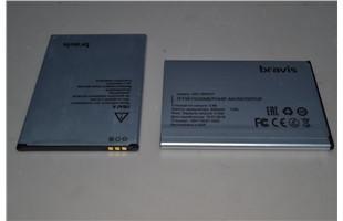 Bravis A501  Батарея для мобильного телефона Оригинал