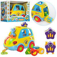 Автошка 9198 LimoToy ( обучающая и развивающая игрушка)