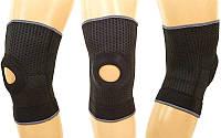 Наколенник (фиксатор коленного сустава) с открытой коленной чашечкой (1шт) GS-1460