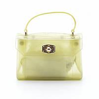 Силиконовая сумка-клатч 888-5 green