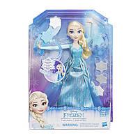 Кукла Дисней Холодное сердце Эльза запускающая снежинки рукой, фото 2