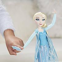 Кукла Дисней Холодное сердце Эльза запускающая снежинки рукой, фото 4