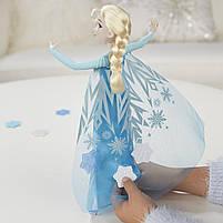 Кукла Дисней Холодное сердце Эльза запускающая снежинки рукой, фото 5