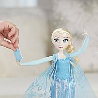 Кукла Дисней Холодное сердце Эльза запускающая снежинки рукой, фото 6