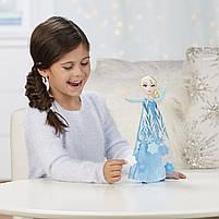 Кукла Дисней Холодное сердце Эльза запускающая снежинки рукой, фото 7