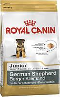 Royal Canin German Shepherd Junior 12кг-корм для щенков немецкой овчарки до 15 месяцев