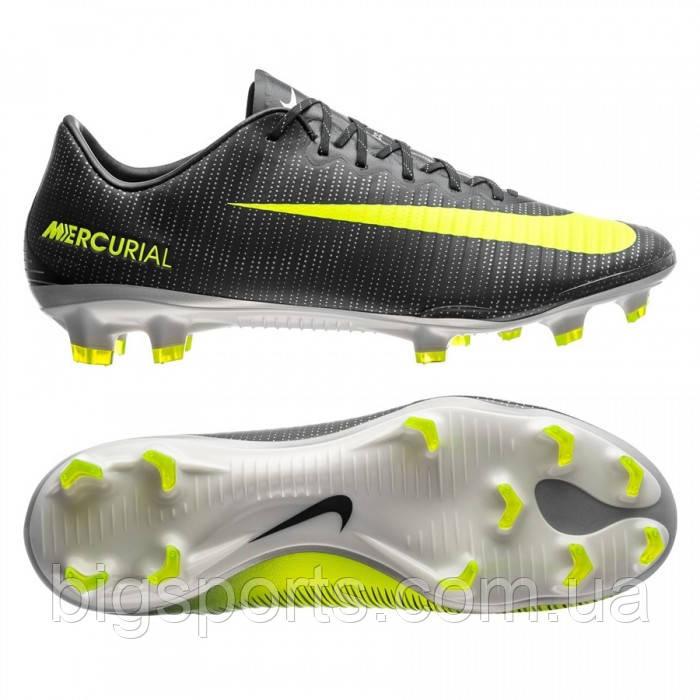Бутсы футбольные муж. Nike Mercurial Vapor XI CR7 FG (арт. 852514 ... 422ba34b670