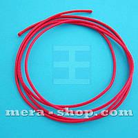 Красный хлопковый шнурок (2,0 мм) для амулета