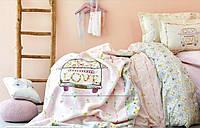 Постельное белье ранфорс Karaca Home Tienda подростковое