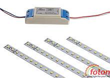 Комплект переоборудования растрового светильника FT-RS-01