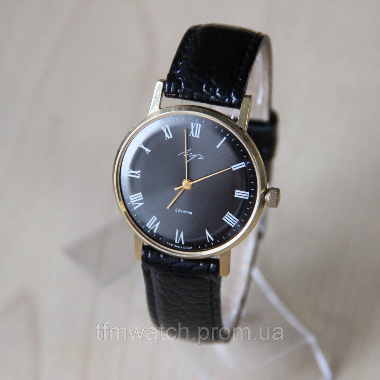 Ссср часов луч механических стоимость часы редкие продать швейцарские