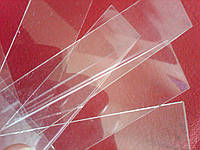 ПВХ листовой прозрачный 0.4 мм (1000*1400)