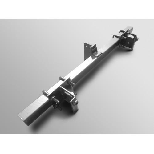 Сцепка двойная для мотоблока и мототрактора