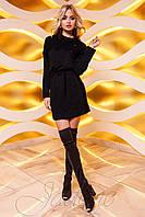 Женское платье-туника Эрика черная