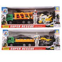 Игровой набор транспорта «Супер спасатели» ABC997-17-19
