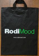 """Пакеты полиэтиленовые с ручкой петля """"Rodi mood"""""""