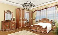 Спальня 6Д Жасмин  (Світ мебелів)