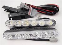 Дневные ходовые огни MC-DRL-8-1 (L:170mm,H:40mm,D: 20mm)