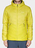 Куртка Salewa Fanes TW CLT Hood Jacket - kamille yellow