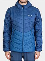 Куртка Salewa Fanes TW CLT Hood Jacket - poseidon