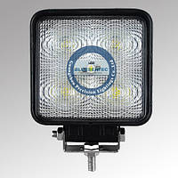 LED Прожектор PL-15W-FF (120°) Led working light (1150Lm) 9-32v IP65