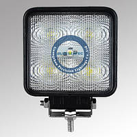LED Прожектор PL-15W-F(30-60°) Led working light (1150Lm) 9-32v IP65