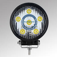 LED Прожектор PL-18W-J(30-60°) Led working light (1350Lm) 9-32v IP65